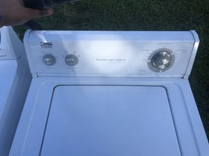 Washer and dryer for sale!!! for Sale in Pembroke Pines, FL