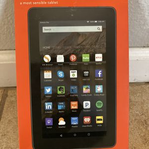 Amazon Fire Tablet for Sale in Murrieta, CA