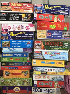 Puzzles and Games for Sale in Leesburg, VA
