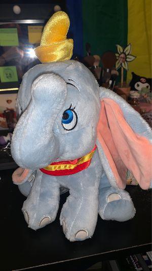 Disney dumbo plushy for Sale in Huntington Beach, CA