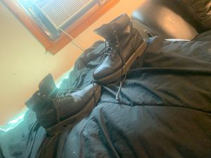 Timberland pro work boots black for Sale in Saugus, MA