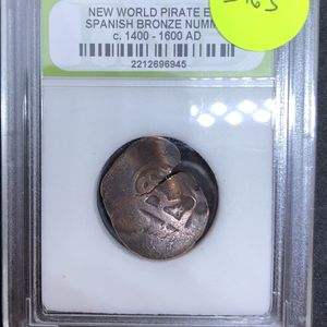 Spanish cob pirate era coin. First $15 offer automatically accepted for Sale in Portland, OR