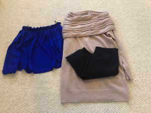 Agaci, papaya, Charlotte Russe, old navy for Sale in Houston, TX