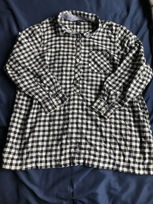 Black and White Flannel for Sale in Bellingham, WA