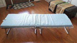 Heavy duty aluminum cot for Sale in Blythewood, SC