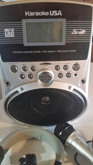 Karioke machine for Sale in Lompoc, CA
