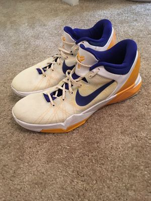 Nike Kobe Basketball Shoes-size 12 for Sale in Houston, TX