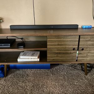 Dark Brown Tv Stand for Sale in Beavercreek, OR