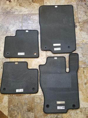 MERCEDES BENZ ML GL GLC FLOOR MATS ML PART # A1666840403 for Sale in Sacramento, CA