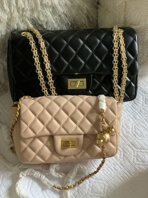 Brand new never used handbags 2 for $100 ($60 each) for Sale in Wake Forest, NC