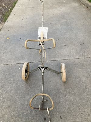 Old Style Golf Pull Cart for Sale in Normal, IL