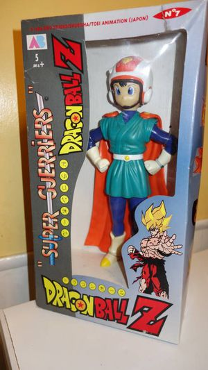 DRAGON BALL Z SUPER GUERRIERS # 7 Videl giant action figure for Sale in Garland, TX