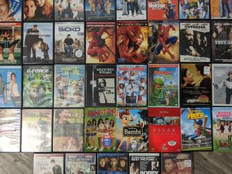 DVDs - Many Great Movies - $1 Each   $20 For All 37 for Sale in Sacramento,  CA