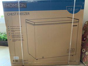 Chest freezer 7.0 cu ft for Sale in El Paso, TX