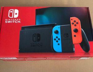 Nintendo Switch console for Sale in Lincoln, NE