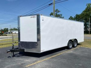 Enclosed Trailer 8.5x20 TA @Brothers Trailers for Sale in Tampa, FL