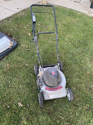 Yard machine electric lawn mower for Sale in Palos Heights, IL