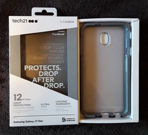Samsung J7 tech21 Cell Phone Case for Sale in Vista, CA