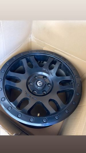 FUEL RIMS for Sale in Fontana, CA