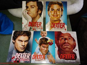 Dexter dvds for Sale in Silver Spring, MD