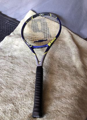 Prince force 3 tennis racket for Sale in Corona, CA