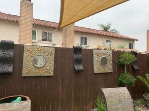 Garden decorations (5) total for Sale in San Juan Capistrano, CA