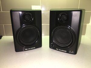 M-Audio Studiophile AV 40 2-Way Speakers/Monitors for Sale in Westminster, CO