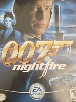 007 Nightfire GameCube for Sale in Bothell,  WA