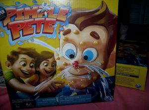 Pimple Pete Game Presented by Dr. Pimple Popper, Explosive Family Game for Kids Age 5 and Up for Sale in Chicago, IL