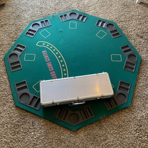 Poker Board Chips And Cards for Sale in Mesa, AZ