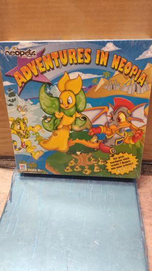 Neopets adventures in nopia board game for Sale in Philadelphia, PA