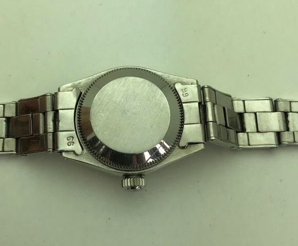 Rolex Oyster Perpetual Lady Date Serpico y Laino 6517 Automatic