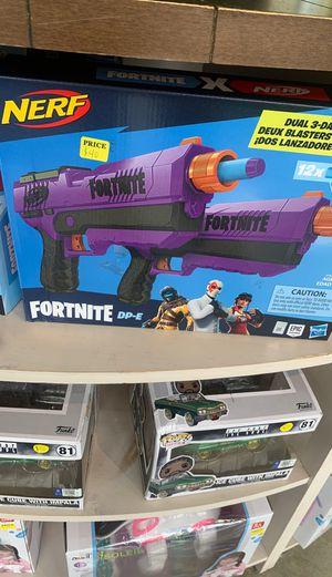 Fortnite Nerf Gun Super Sale for Sale in Raleigh, NC