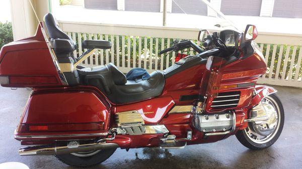 Honda Goldwing 1999 Aspencade
