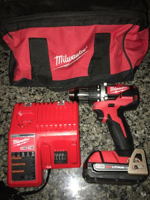 New Milwaukee Brushless M18 Drill Driver for Sale in Des Plaines, IL