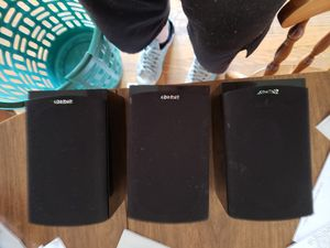 3 energy speaker for Sale in Cleveland, OH
