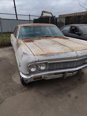 1966 Chevy Impala for Sale in Watauga, TX