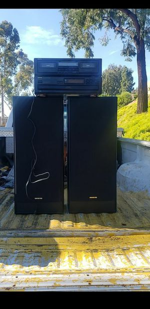 Onkyo speaker its on good condition for Sale in Bonita, CA