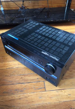 Onkyo Receiver- TX-NR616 for Sale in Everett, MA