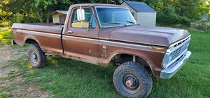 1975 f250 ranger/high boy for Sale in Seven Points, TX