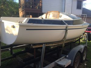 21 ft Freedom Sailboat for Sale in San Antonio, TX