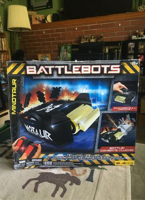 Brand New Battlebolts Minotaur R/C for Sale in Berlin, CT