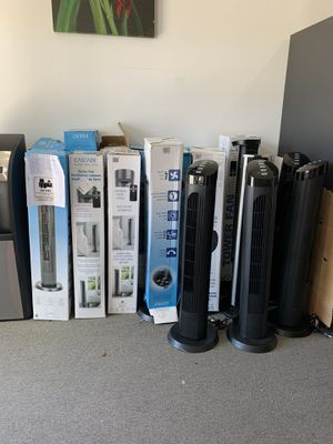 """Tower fan 40"""" for Sale in Garden Grove, CA"""