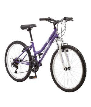 "Roadmaster 24"" Granite Peak Girls Mountain Bike, Purple for Sale in Dearborn Heights, MI"