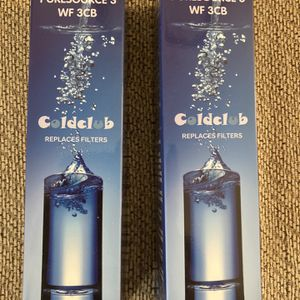 2 Refrigerator Replacement Filters for Sale in Ruskin, FL