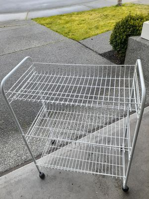 Rolling Wire Rack for Sale in Bonney Lake, WA