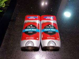 2 - Old Spice Deodorant -Aqua Reef- for Sale in Los Angeles, CA