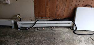 1000 watt water baseboard heaters for Sale in Gahanna, OH