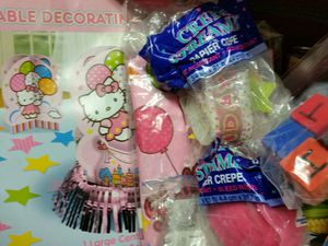 Hello kitty party supplied for Sale in Dundalk, MD