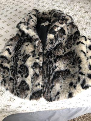 Jolt faux fur vest for Sale in New Port Richey, FL